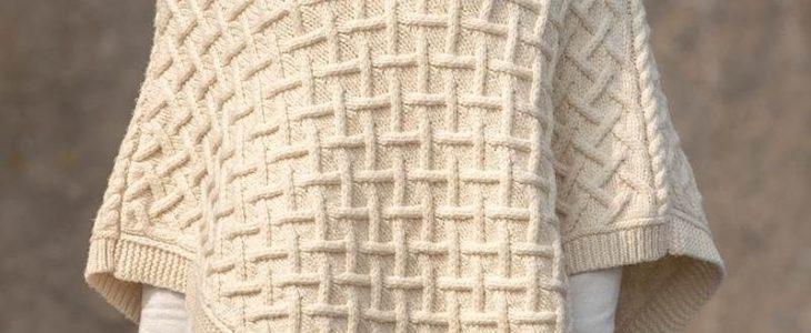 Où trouver un poncho en laine